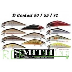 Poisson nageur SMITH D-Contact 50