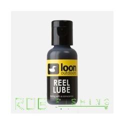 Reel Lube Loon outdoors