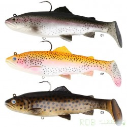 3D TROUT RATTLE SHAD SAVAGE GEAR 20.5 cm