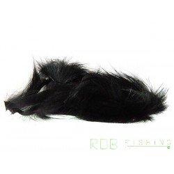 Lanière d'écureuil micro fines black
