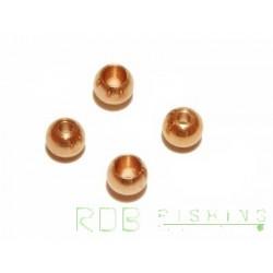 Billes en tungstène couleur Copper