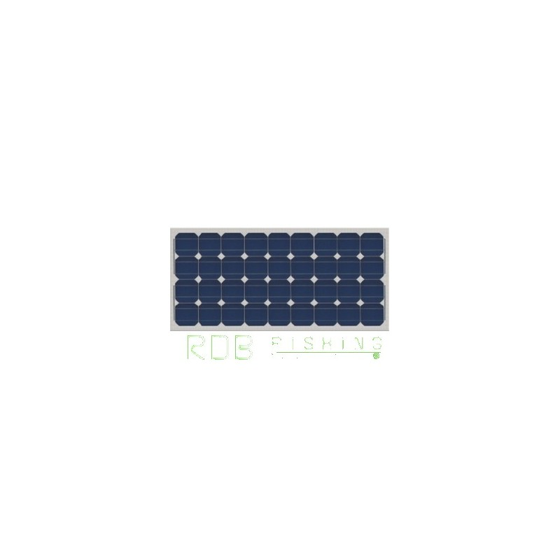 panneau solaire monocristallin 100 w rdb fishing. Black Bedroom Furniture Sets. Home Design Ideas
