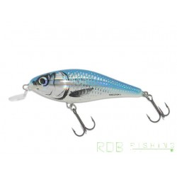 Salmo Executor floating - shallow runner 5cm 5gr Holo Shiner