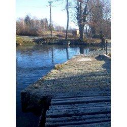 Reservoir Fishing Day
