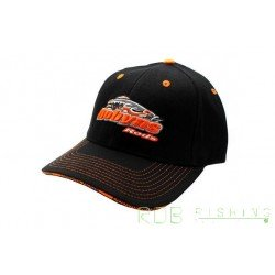BLACK ADJUSTABLE HAT DOBYNS