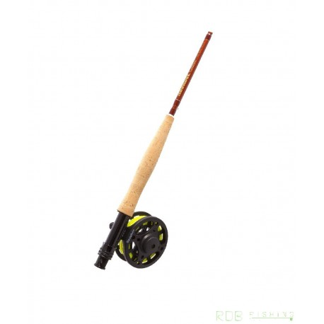 Canne Snowbee Classic 7 pieds (2.13 m) soie de 3-4