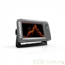 Sondeur Lowrance HOOK2 7x avec sonde SplitShot et traceur GPS