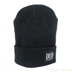 Bonnet d'hiver DUO hypoallergénique noir