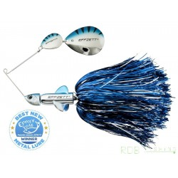 Spinnerbait DAM EFFZETT® Pike Rattlin' Spinnerbait 43g 17cm