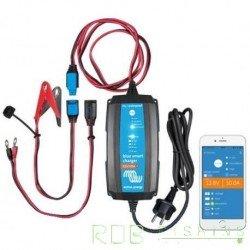 CHARGEUR DE BATTERIES Blue Smart IP65 Charger 24/8 + DC connector