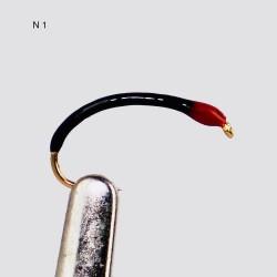 Nymphe chironome n°01