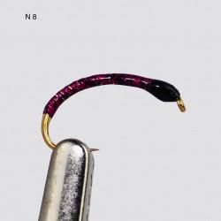 Nymphe chironome n°08