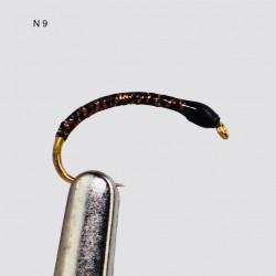 Nymphe chironome n°09