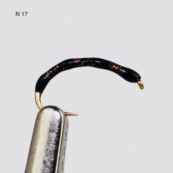 Nymphe chironome n°17
