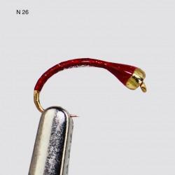Nymphe chironome n°26