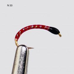 Nymphe chironome n°33