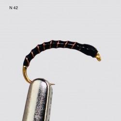 Nymphe chironome n°42