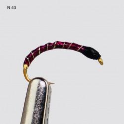 Nymphe chironome n°43