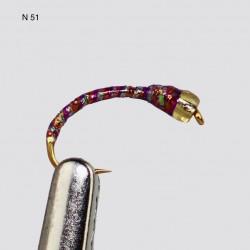 Nymphe chironome n°51