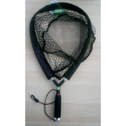 Epuisette Pafex FLYNET 45, F ANTI A, M carbone, P mousse