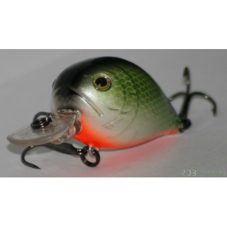 "24 Rouge 3D Doux moulé 3//16/"" Yeux 5 mm fly tying lures"