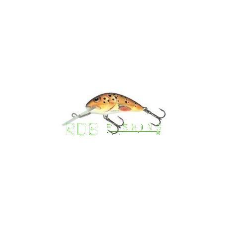 Salmo Hornet sinking 4cm 4gr color T (Trout)