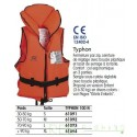 Gilet TYPHON Plastimo orange uni