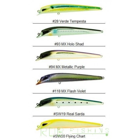 Molix Darter Minnow DM 120 F