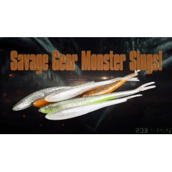 Monster Slug Savage Gear 20 cm
