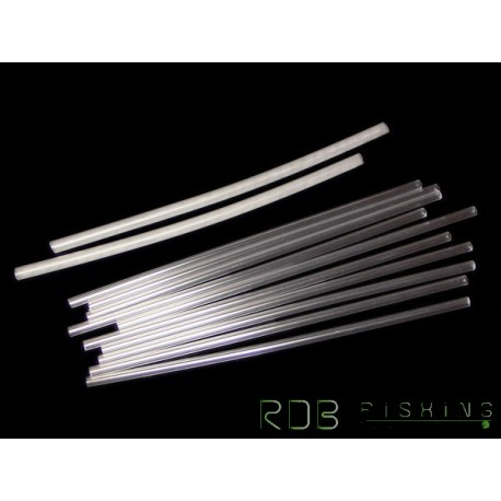 Tubes en plastique pour tube flies taille 2