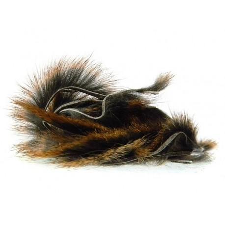 Lanière d'écureuil micro fines tan
