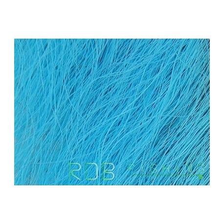 Pièce de Bucktail Fluo Blue