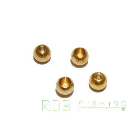 Billes en tungstène couleur Gold