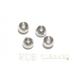 Billes en tungstène couleur Silver Pearl
