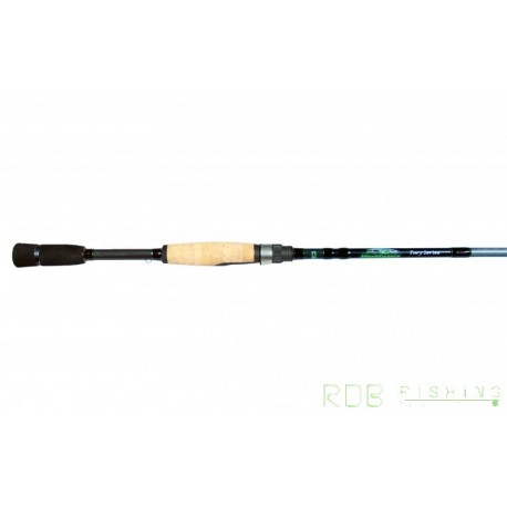 Canne spinning Dobyns Fury 3.5-14gr 2.13m