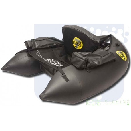 Float tube Seven Bass PVC DEF