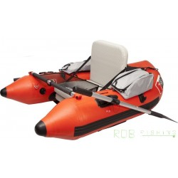 Float tube Seven Bass COBRA 170 coloris rouge