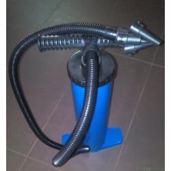 Pompe double action pour float tube