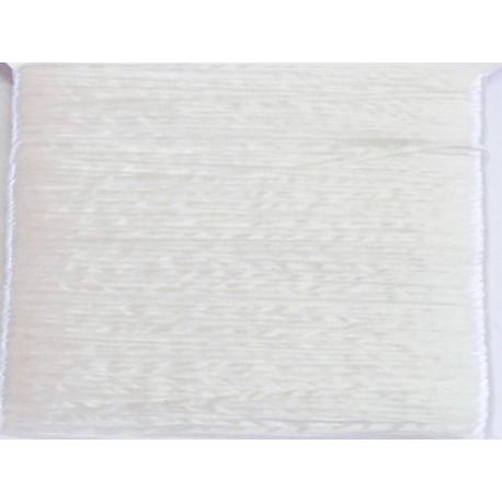 Polypropylène Yarn blanc