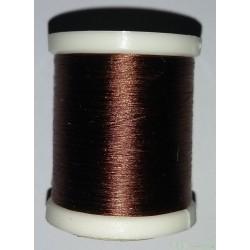Fil de montage Danville Flymaster Waxed Thread 6/0 dark braun