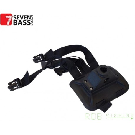 Base Plug&Go à Clipser Spéciale Float Tube Seven Bass