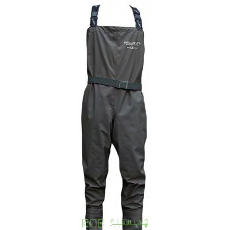 Waders respirant H-ALPHA Séries avec botte