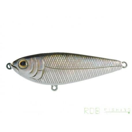 Jerkbait Molix Piper 6.5 cm 9 g coloris silver bait