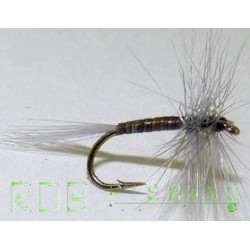 Mouche sèche RDB Blue upright