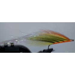Streamer a brochet RDB matuka perche