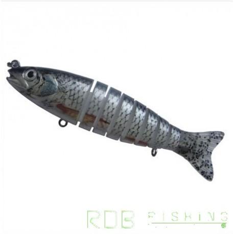 Segment Trout 4.5'' (11cm ) / 16gr / sinking coloris 604 chub chevesne
