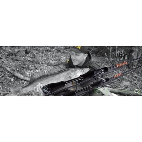Canne Sportex Black Pearl Shad 2.40m 149-205gr