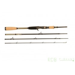 Canne casting Savage Gear Roadrunner 198cm 70g 4 brins