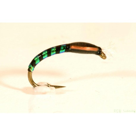 Glass Buzzer Dark Olive
