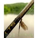 Canne à mouche LTS Ephemera 9' soie 3